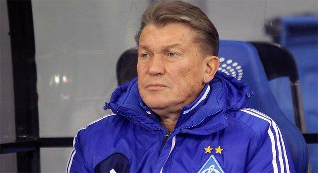 Олег Блохин прокомментировал вручение 'Золотого Мяча'