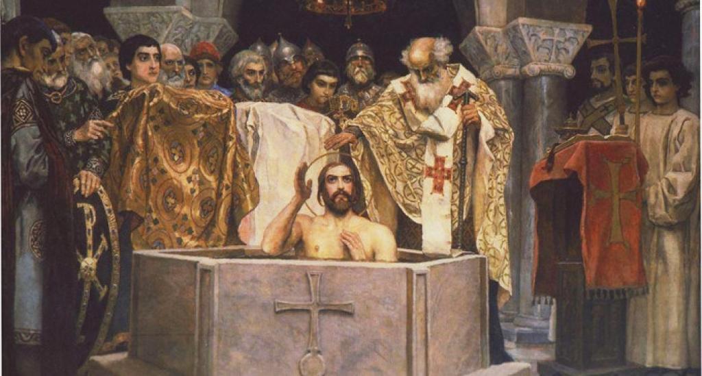Князь Владимир – светильник для всех славян, — патриарх Кирилл
