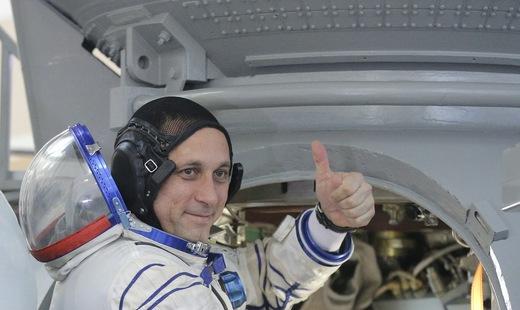 Сара Брайтман вернулась в Москву и начала готовиться к полёту на МКС