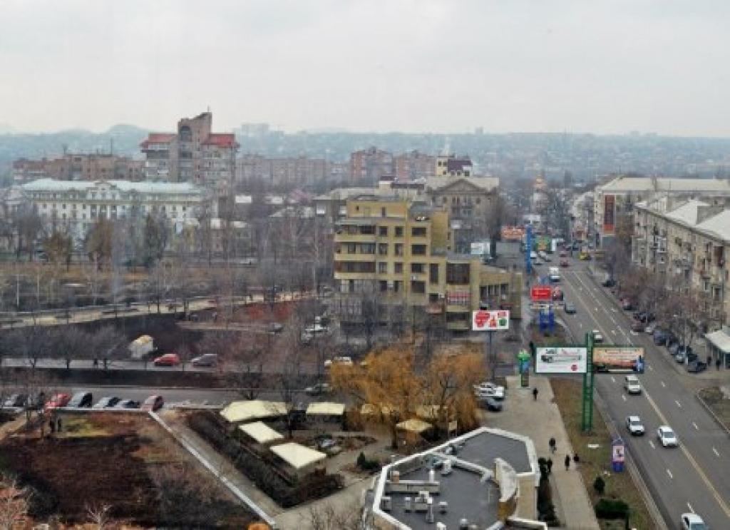 С утра в Донецке тихо - мэрия