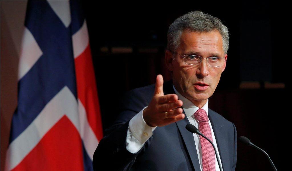 Йенс Столтенберг: 'НАТО по-прежнему выступает за конструктивные отношения с Россией'