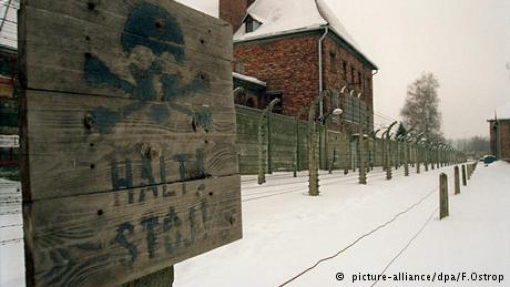 Делегация израильтян, переживших Холокост, отправляется в Освенцим