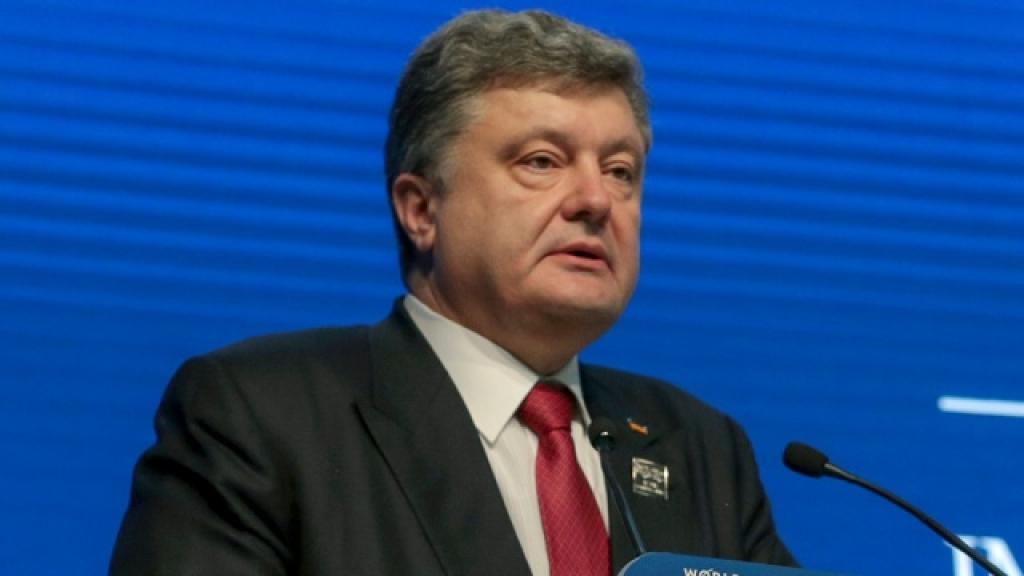 Порошенко обсудил ситуацию вокруг Мариуполя с лидерами ЕС, США и Франции. Европейский союз,Порошенко,Украина,войны и вооруженные конфликт