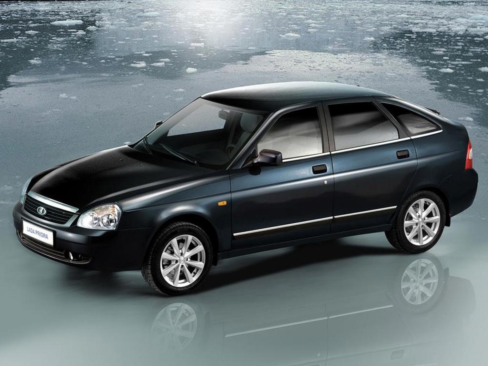 В 2014 году продано на 15% меньше автомобилей ВАЗ