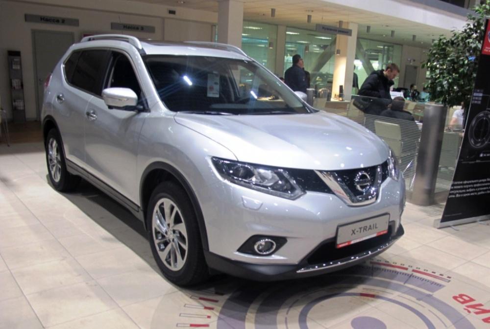 Продажи нового Nissan X-Trail стартуют весной