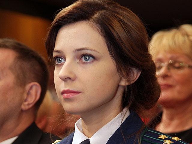 Прокурор Крыма Наталья Поклонская в рейтинге Google обогнала Шумахера
