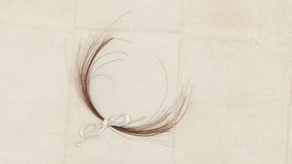 Прядь волос Авраама Линкольна ушла с молотка за 25 тысяч долларов. США,аукционы