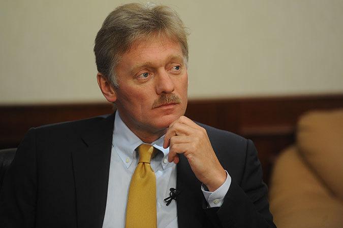 Песков заявил, что Запад давно мечтает свергнуть Путина