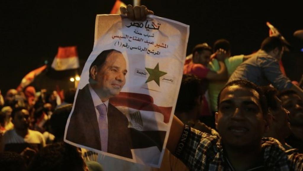 Президент Египт Абдель Фаттах ас-Сиси