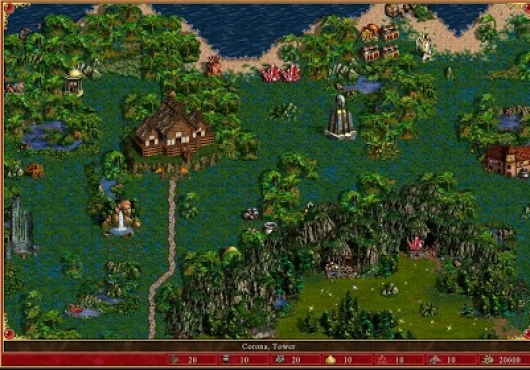 Отзывы на Heroes of Might and Magic 3 HD — Два лагеря