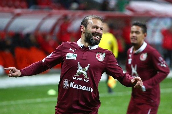 «Рубин» начал 2015 год с ничьи в товарищеском матче