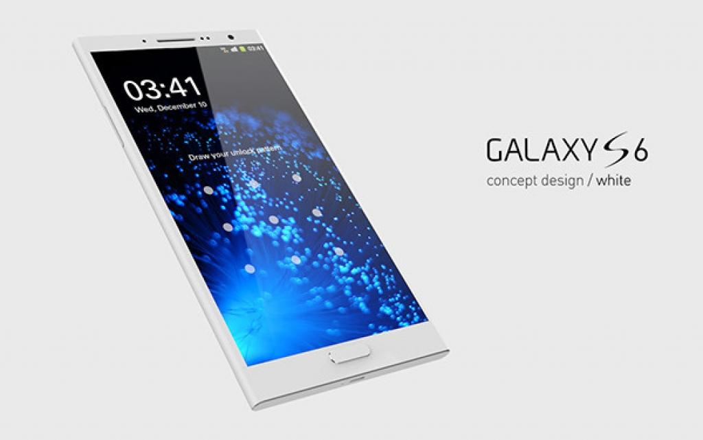 Samsung Galaxy S6 (концепт)