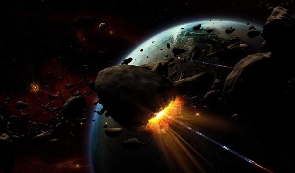 NASA: астероиды станут заправками будущего