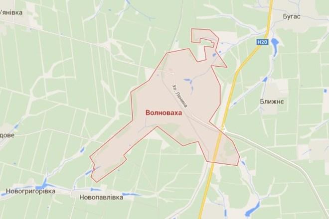 Под Волновахой боевики обстреляли из 'Града' рейсовый автобус: 10 погибших, 13 раненых