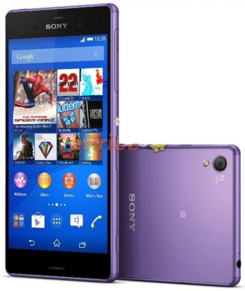 Смартфон Sony Xperia Z3 Purple Diamond Edition