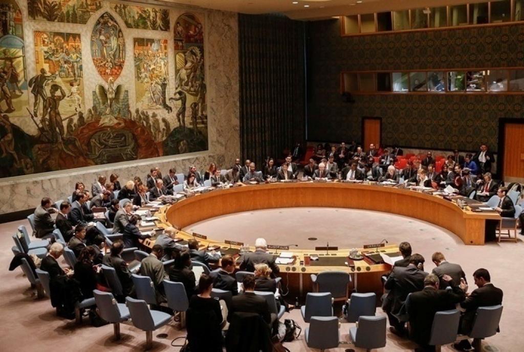 Совбез ООН: Россия призвала 'ДНР' и Украину сесть за стол переговоров Совбез обсуждает ситуацию в Украи