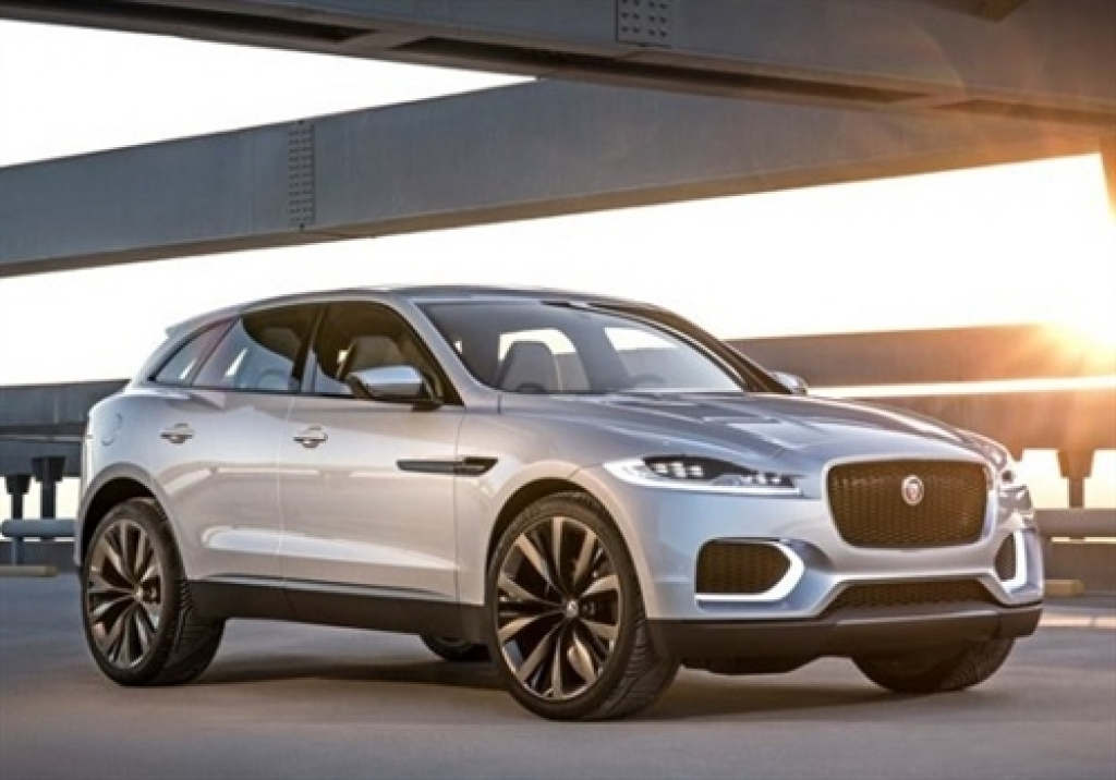 Спортивный кроссовер Jaguar F-PACE покажут в2016 году
