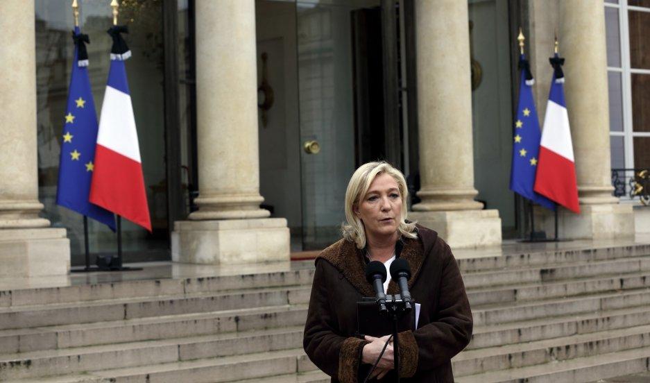 Глава французских ультраправых обвинила ЕС в ослаблении Франции в борьбе с террором