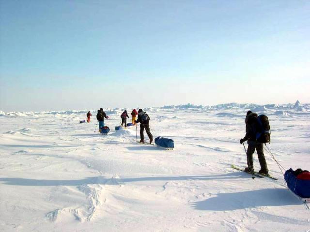 Два преподавателя ННГУ им. Лобачевского вошли в состав 150 участников I этапа Международного молодёжного форума «Экспедиция Арктика»