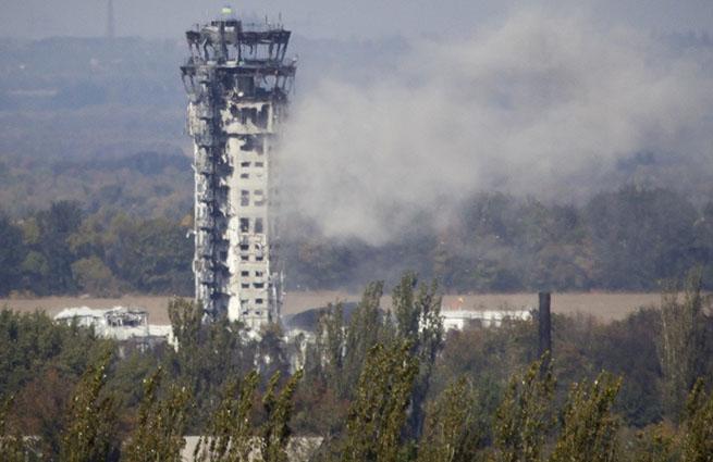 ДНР: Украинские силовики покидают Пески