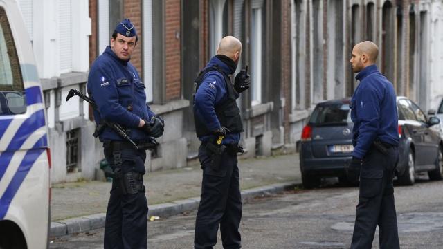 В Греции арестовали предполагаемого организатора предотвращенных в Бельгии терактов. Бельгия,Греция,Исламское государство,аресты,террор