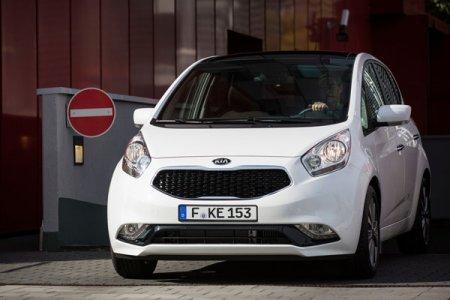 В России скоро начнутся продажи нового Kia Venga
