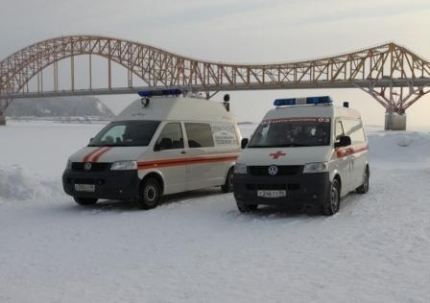 Два человека пострадали во время падения самолета в Югре