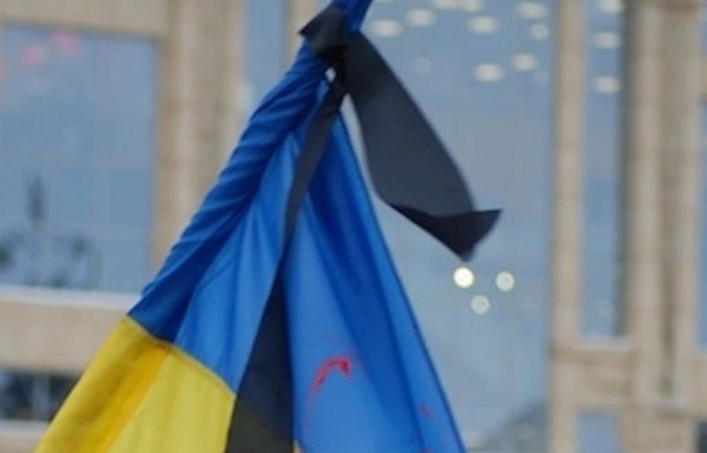 Сегодня в Украине объявлен День траура по погибшим в Мариуполе