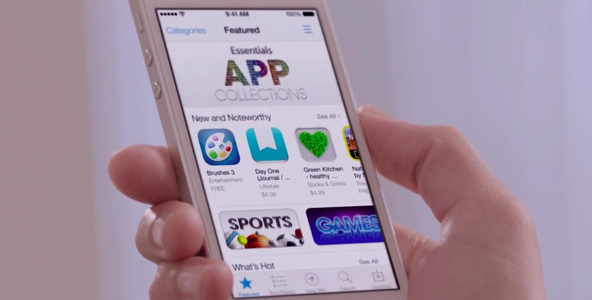 В российском AppStore снизились цены на приложения
