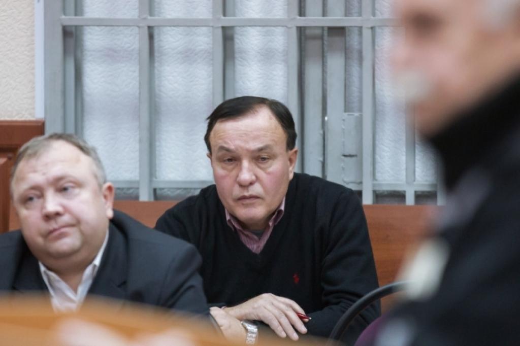 Подсудимый в деле о гибели ХК 'Локомотив' экс-замгендиректора авиакомпании 'Як-Сервис' Вадим Тимофеев.