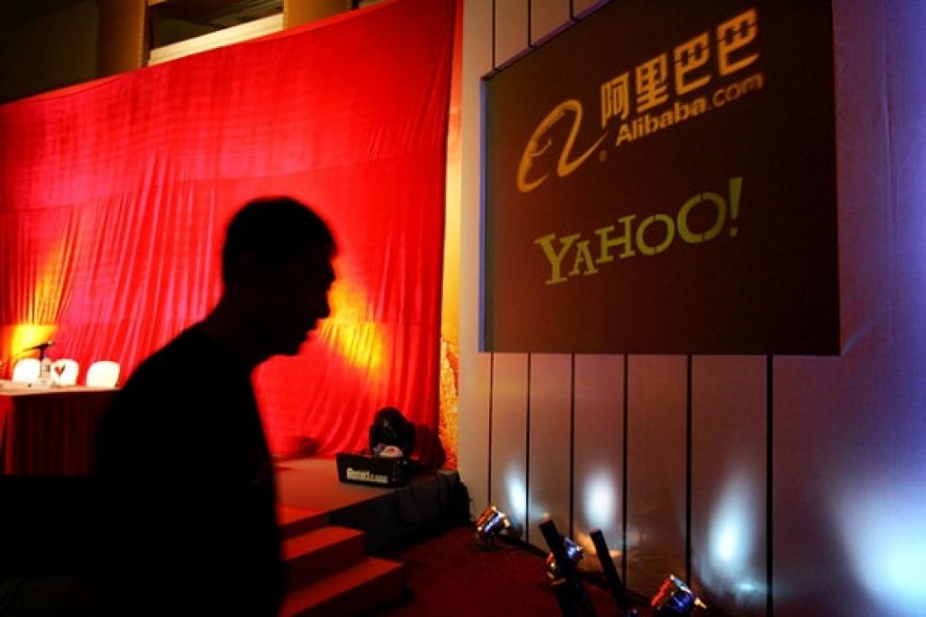 Yahoo! создаст отдельную компанию для управления акциями Alibaba