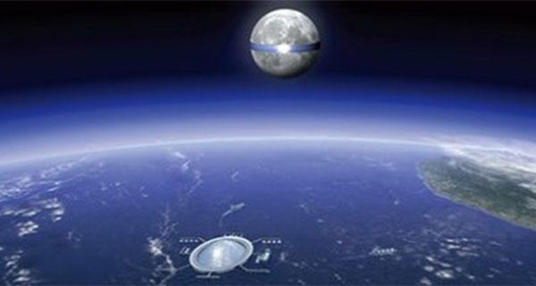 Через 20 лет японцы начнут заготавливать на Луне солнечную энергию