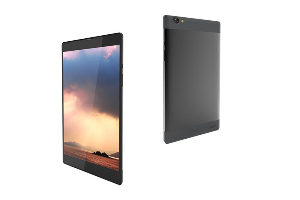 ZTE zPad в черной расцветке