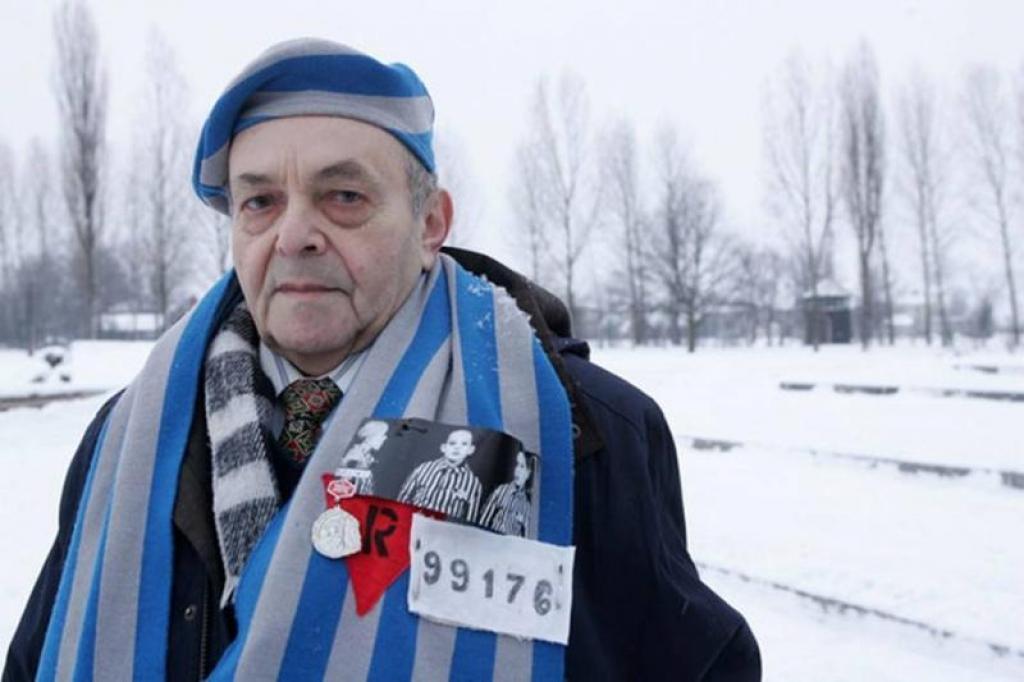 После освобождения Анатолий Ванукевич приезжал в концлагерь Аушвиц пять раз. Последний — в январе
