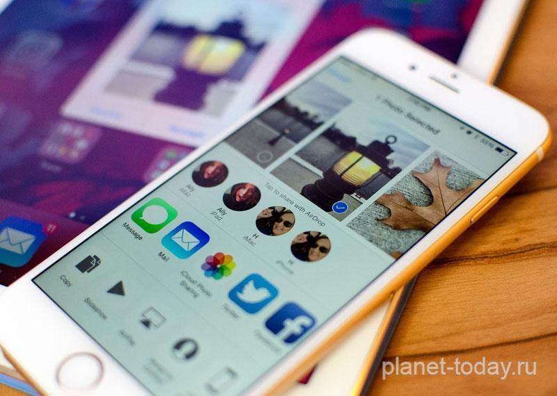 Apple может выпустить iOS уже на следующей неделе