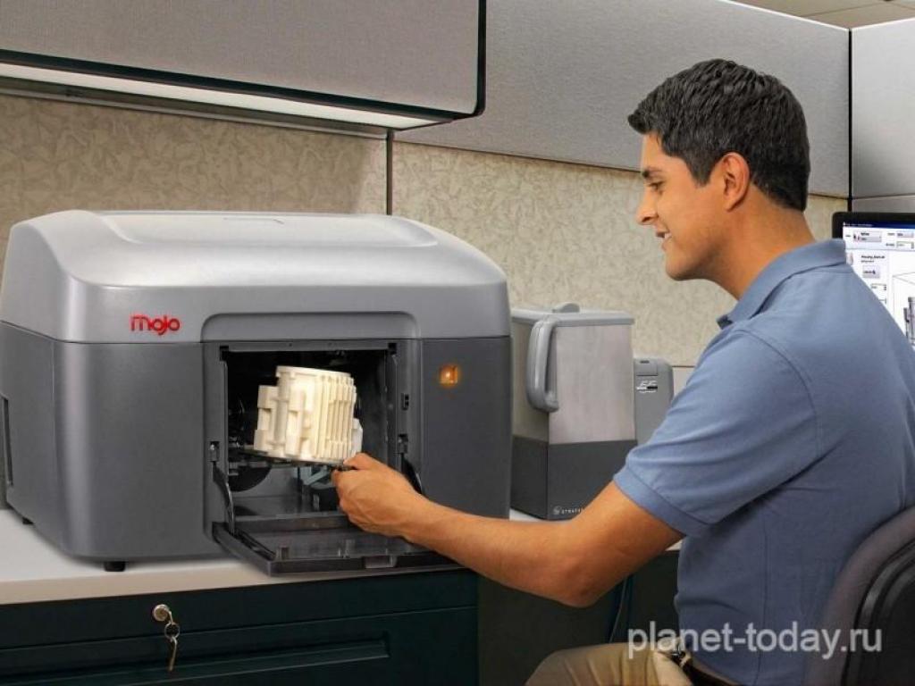 В Москве наладят производство 3D-принтеров