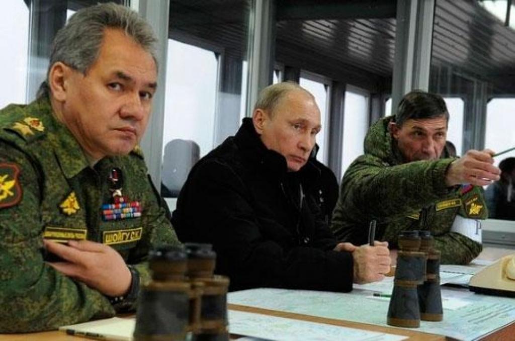 Путин: за гибель людей в Донбассе ответственны власти Украины