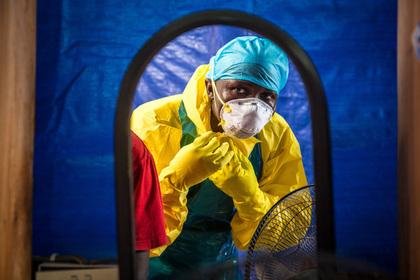 В России было зафиксировано 40 случаев подозрения на Эболу