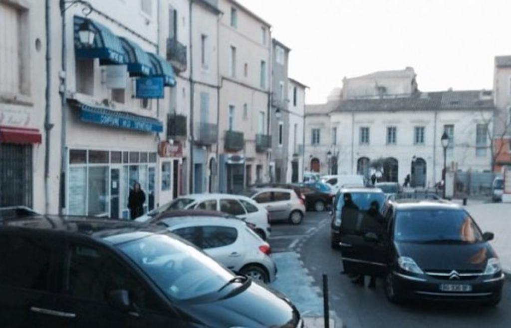 На юге Франции проводится АТО