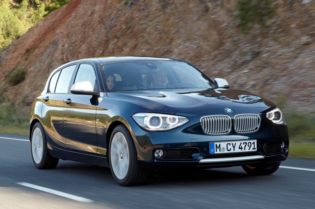BMW опять дорожает: 1-series уже от 1 622 000 рублей