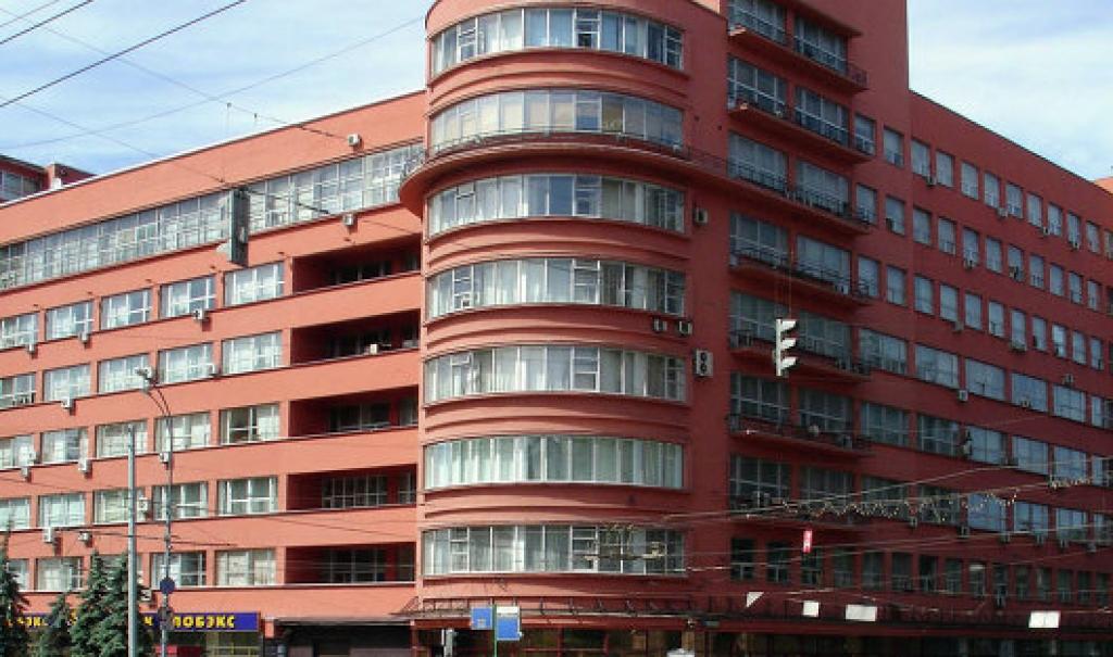Здание министерства сельского хозяйства РФ